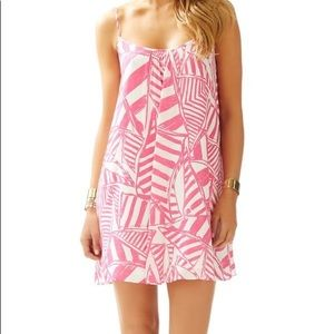 Lilly Pulitzer Daphne trapeze dress M